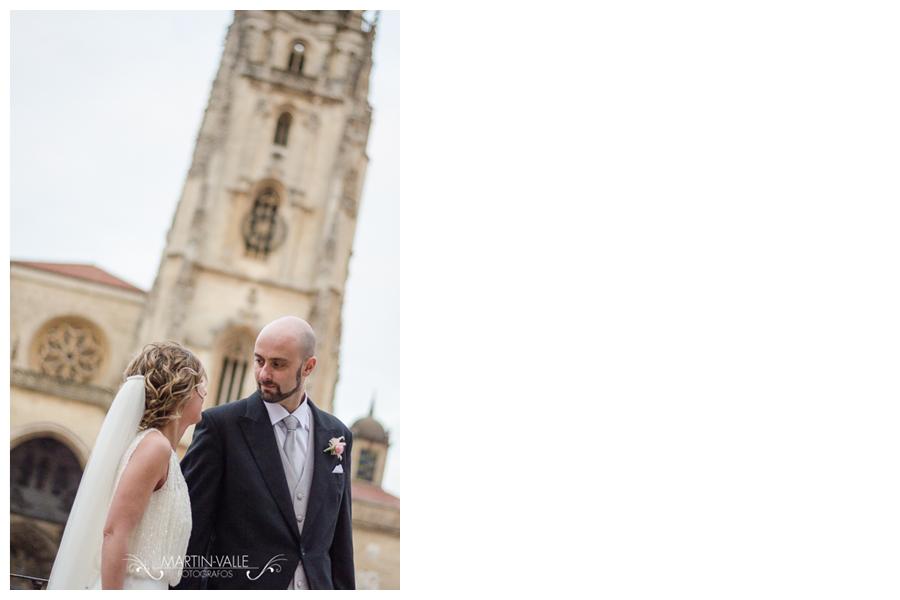 Reportaje de boda en Oviedo Catedral