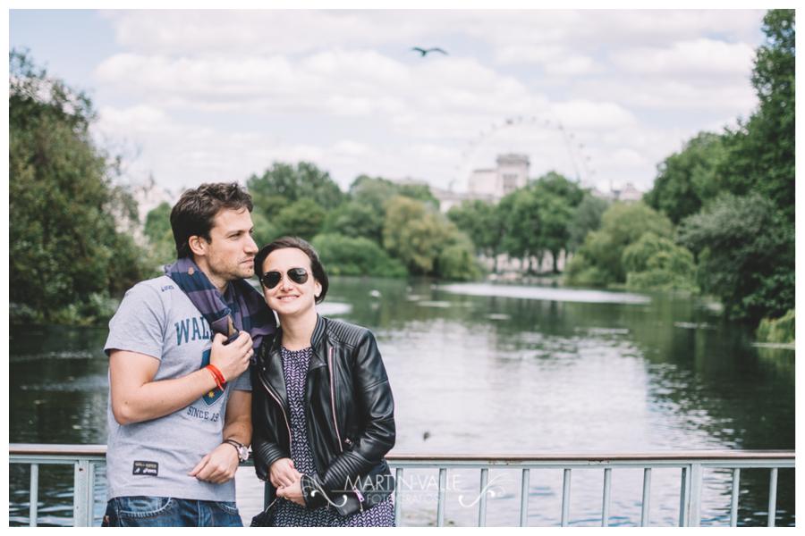 Love session en Londres