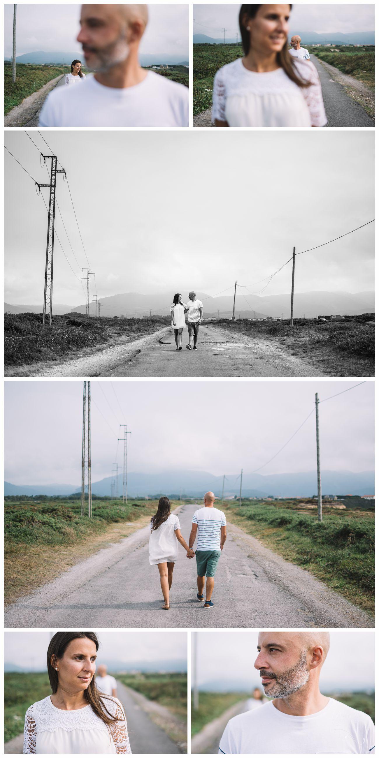 Preboda en Asturias en Cabo Vidio