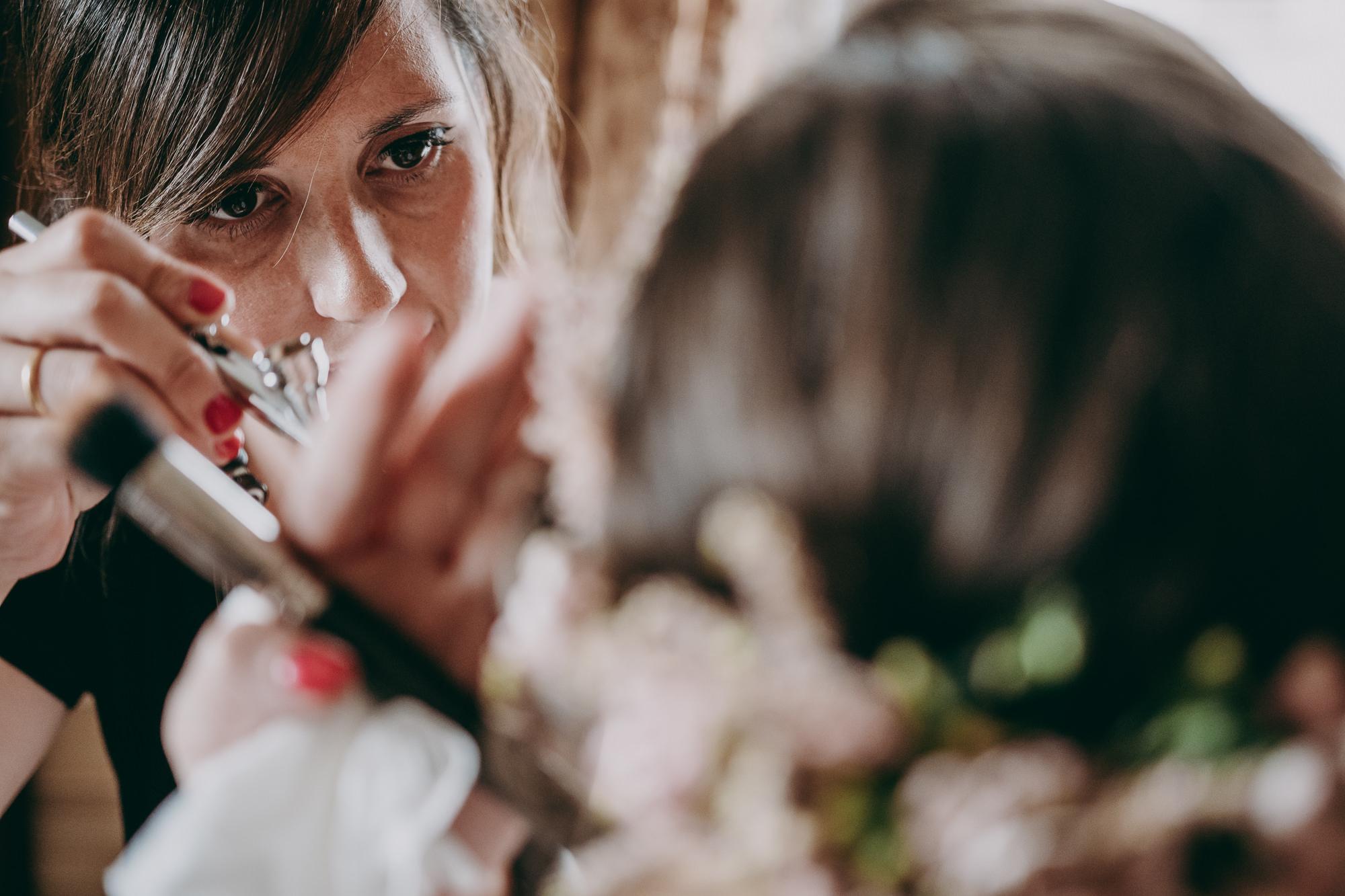 maquillaje de novia en Asturias