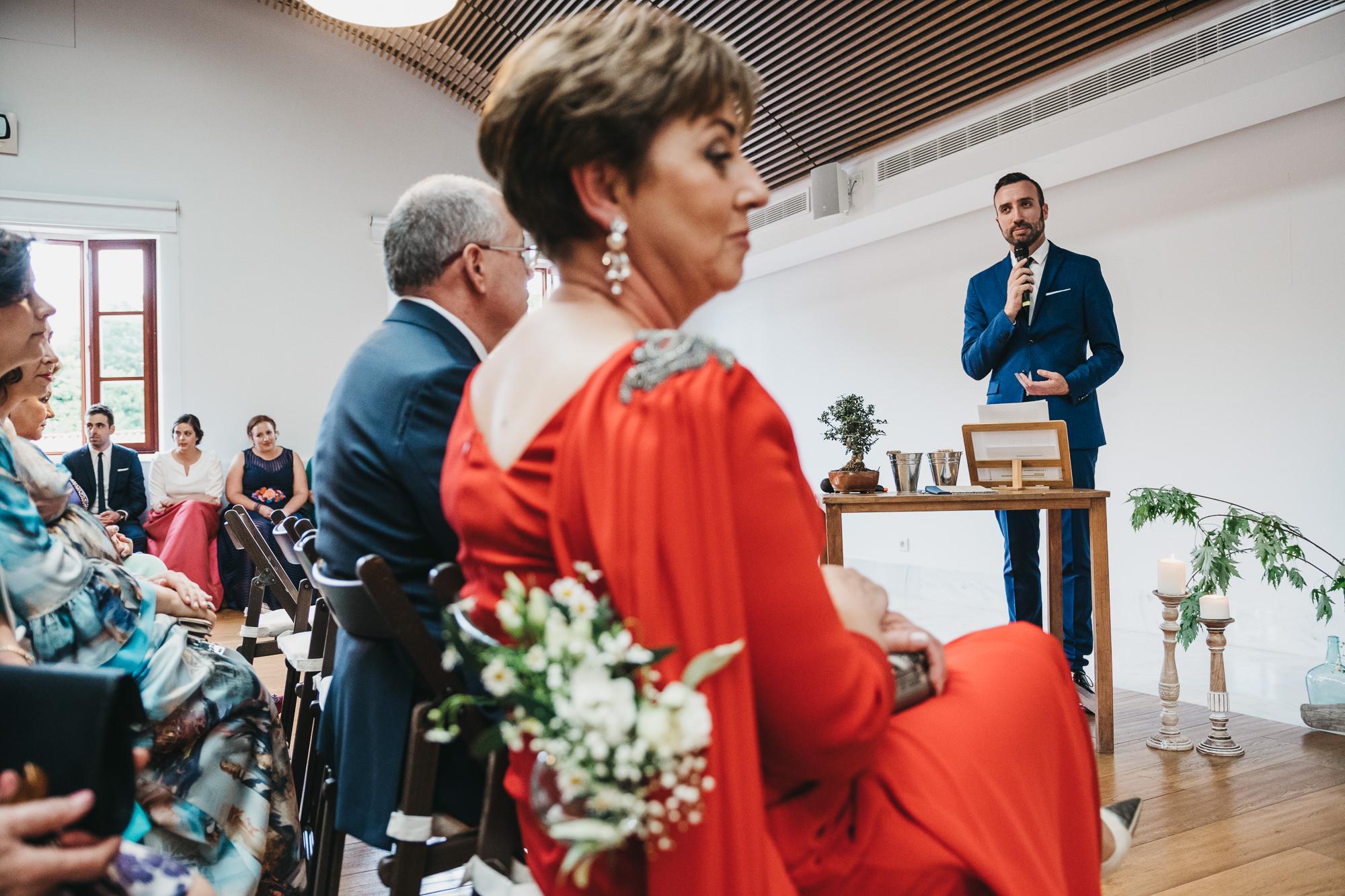 maestros de ceremonia en Asturias