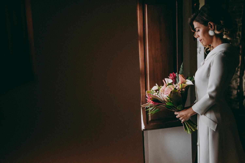 Alicia Rueda y Pando Floristas en el Palacio del Marqués de Casa Estrada