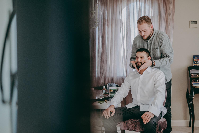 fotografos de barberías en asturias