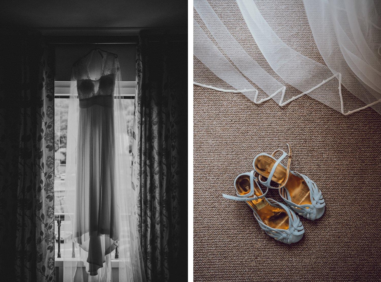 Preparativos de boda en el Hotel Los Lagos de Cangas de Onís