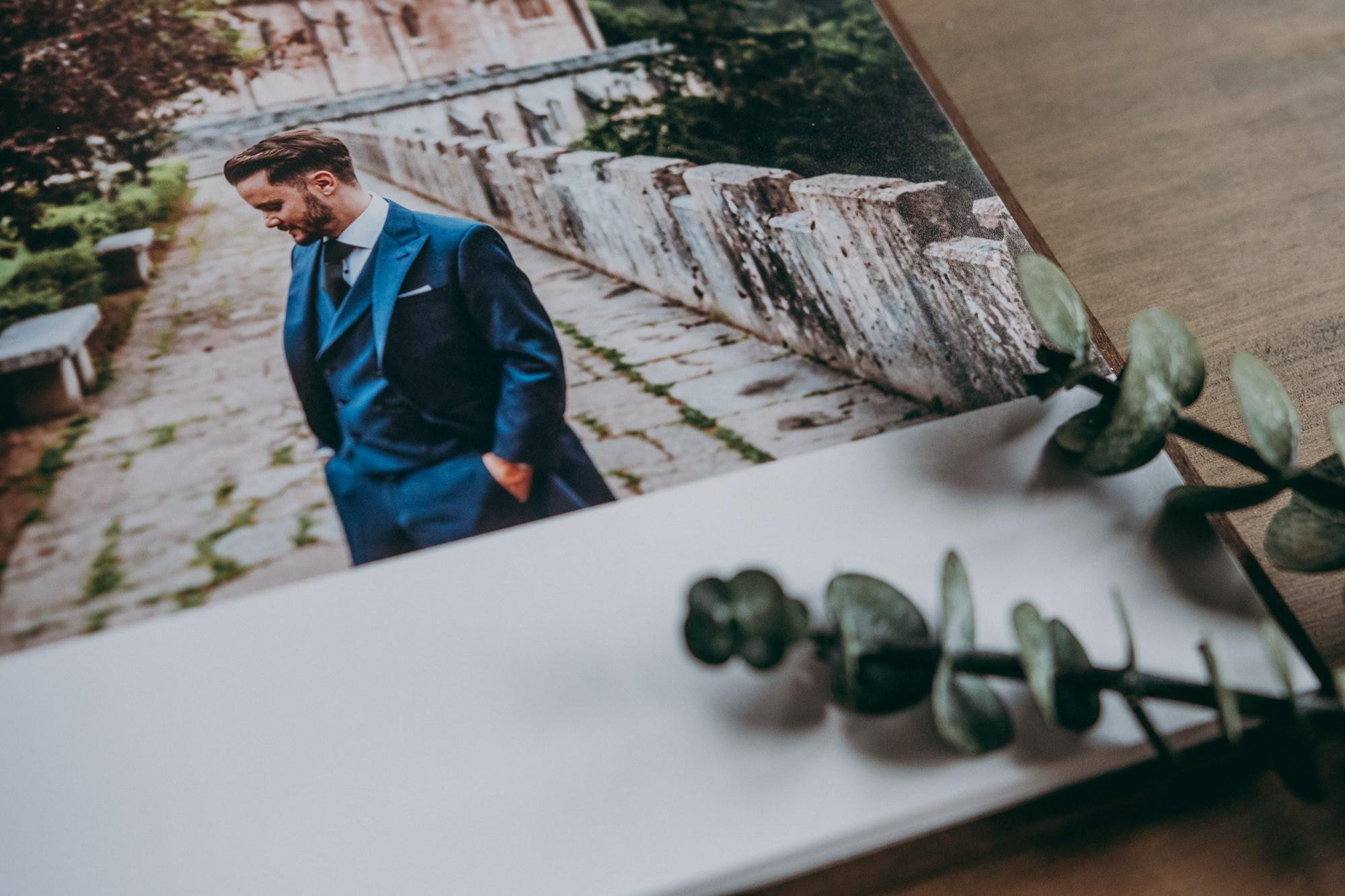 Álbumes digitales de boda en Asturias