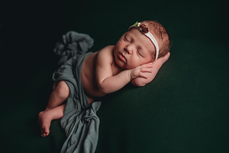 Sesión de recién nacido en Asturias